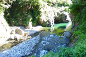 奥多摩、鳩ノ巣はマイナーだが美しい写真が撮れる