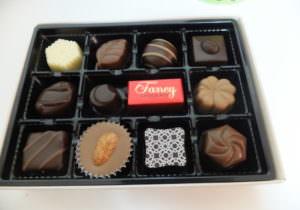 Chocolate by Mary's Chocolate, Japan