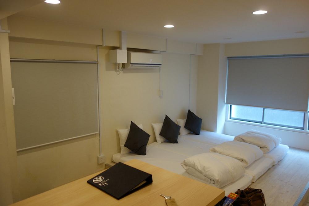 A cool hotel in akihabara