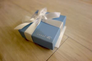 The White Day presents should also be wrapped beautifully.
