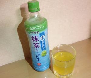 体にいい水出し緑茶