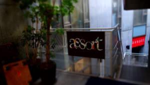 English-speaking hair salon, Assort in Gaienmae, Tokyo