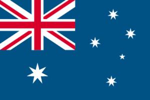 オーストラリアの国旗