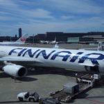 フィンエアー航空のエコノミー機内食