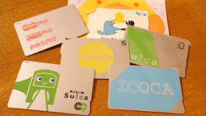 IC pre-paid cards