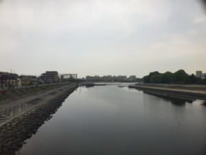 Japanese awesome river