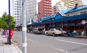 北海道の二条市場は新鮮な魚介がたくさん!