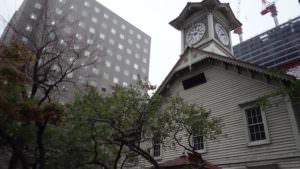 札幌駅から近い札幌市時計台