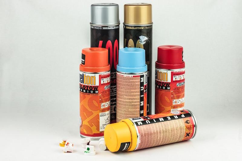 スプレー缶の安全な保管方法