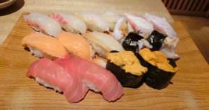 チェーン店でも新鮮でネタが豊富なお寿司屋さん