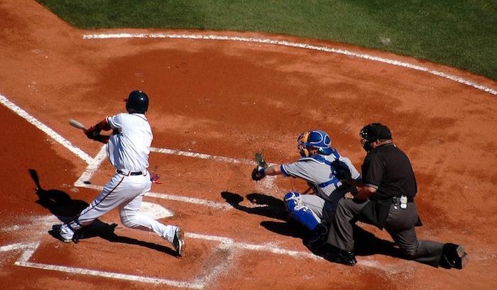メジャーリーグでの素晴らしい野球風景。珍プレー、好プレー集