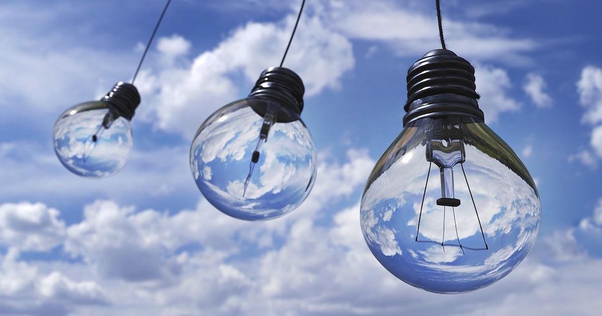 省エネプランでLED電球に交換して明るい未来に