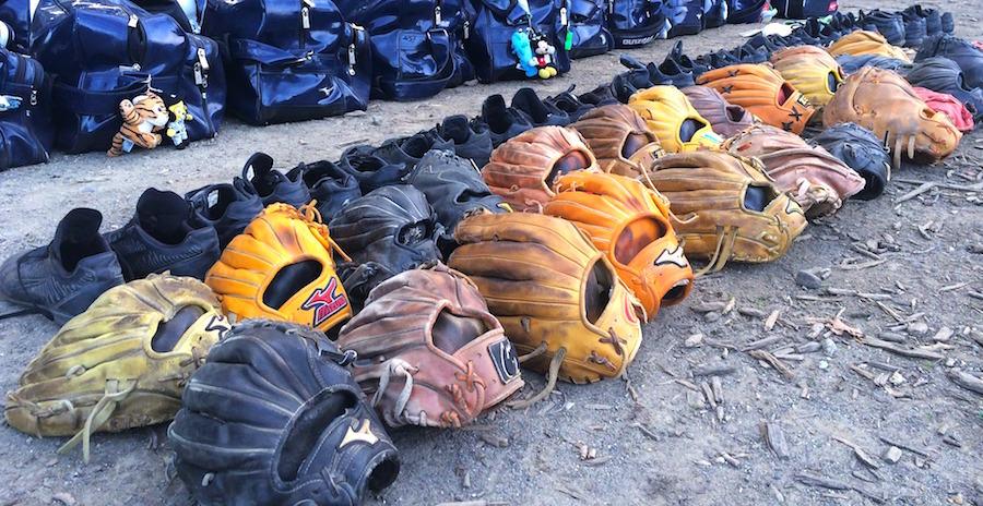 硬式野球か軟式野球に入るか決めるのが難しい