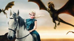 アナと雪の女王のエルサはゲーム・オブ・スローンズ に
