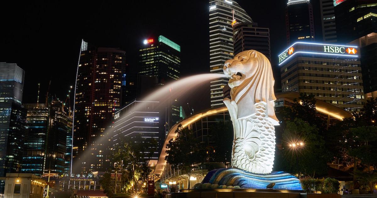 シンガポールには色々な面白いことがある