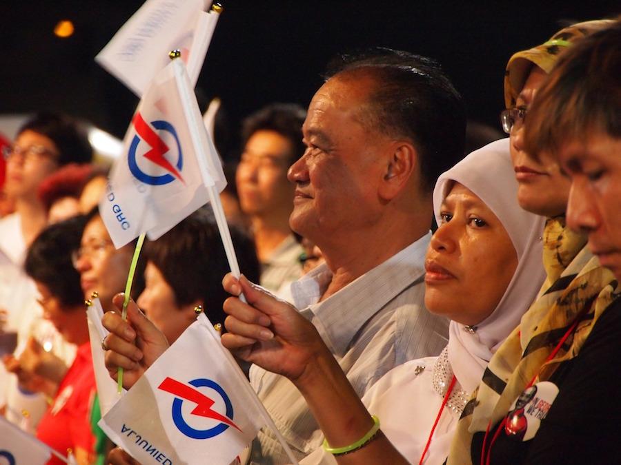 汚職が少ないシンガポール