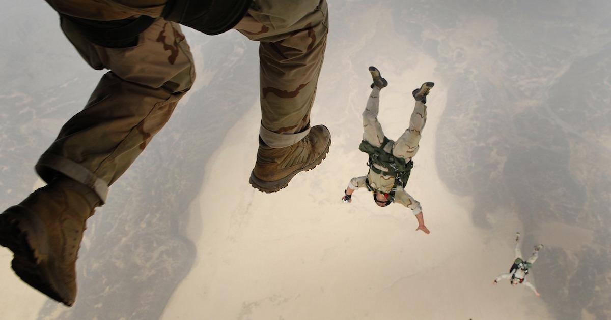 スカイダイビングやバンジージャンプより恐ろしい恐怖体験