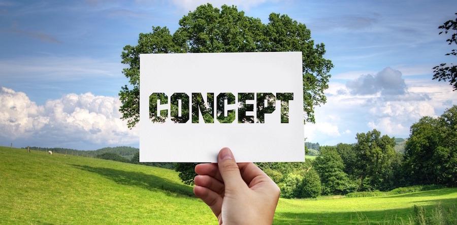 考えを全く違う方向に向ければ新しい結果が生まれる。