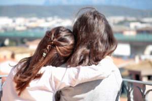 友情は自分の悩みをシェアすることでもあります