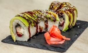 海外のお寿司は日本のお寿司より質が悪いことが多くて、「お寿司」とは言えない時もあります