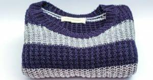 暖かいおしゃれなセーター